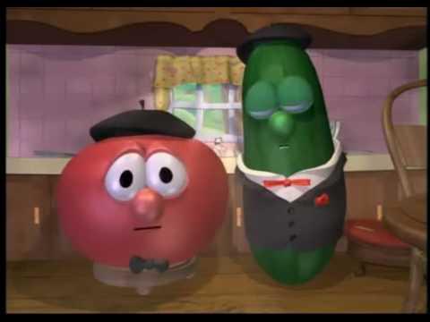 VeggieTales - I'm So Blue