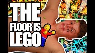 ULTIMATE THE FLOOR IS LEGO! **PRANK!**