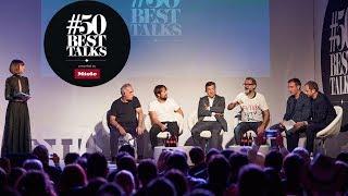 Introducing #50BestTalks