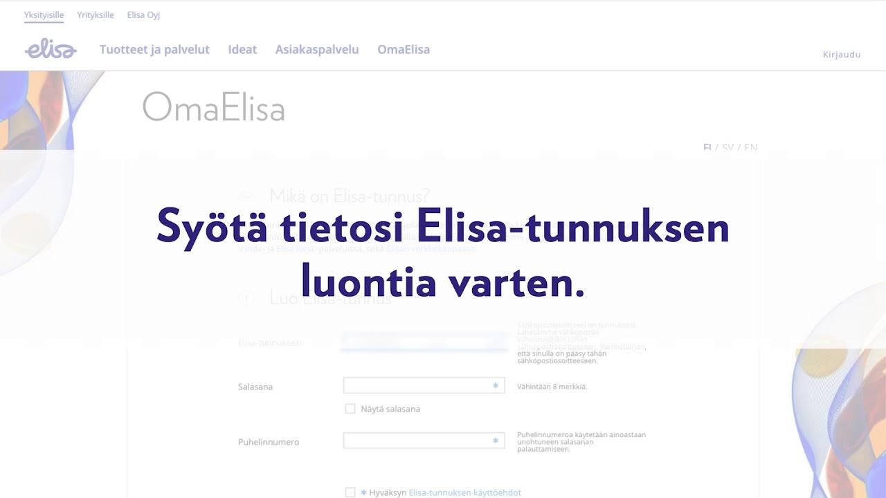 Oma Elisa-Fi