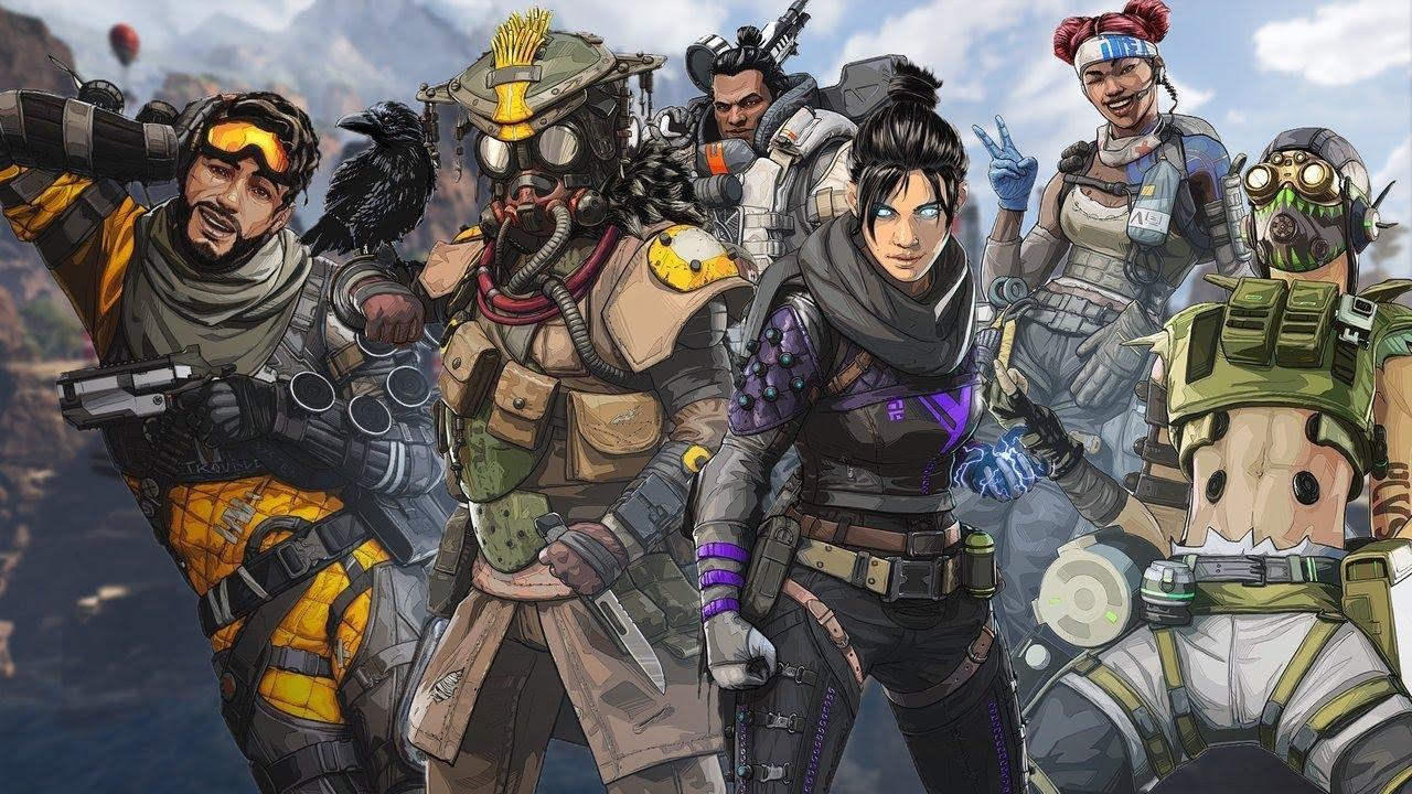 PS4Pro]Apex Legends/2137kills/137wins Wraith Main lets get