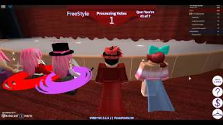 Roblox- Dance Your Blox Off- Jump di BTS- Freestyle