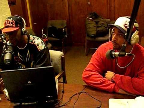 dj red money(kilo ali producer) on ridin durty radio pt.1