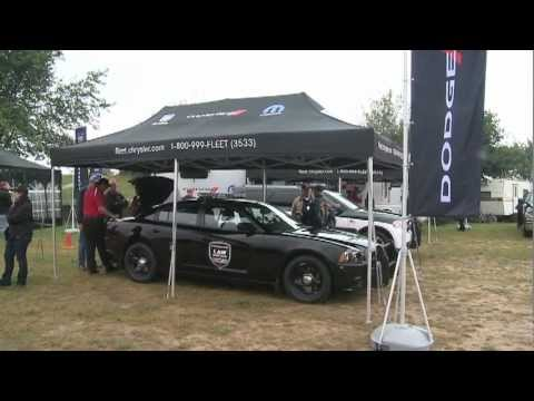 Dodge Charger Pursuit at Michigan State Police Evaluation, 2011