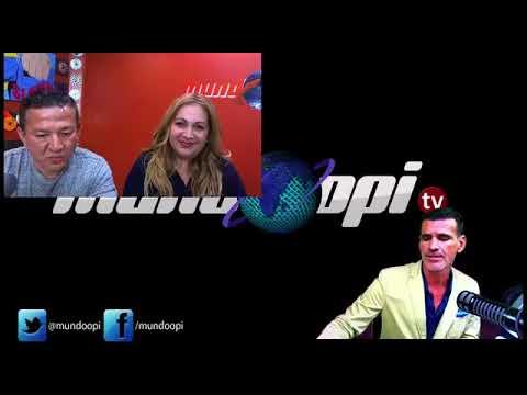 Mike Montgomerie entrevista a organizadores del Ecuador Fair junto a Willie Panama en exclusiva