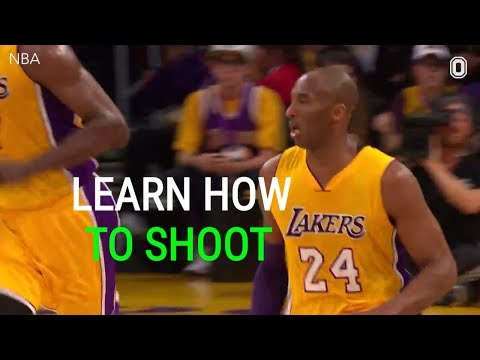 Kobe & Ray Allen's SHOOTING COACH Gives You The #1 Tip To Be A GREAT Shooter!