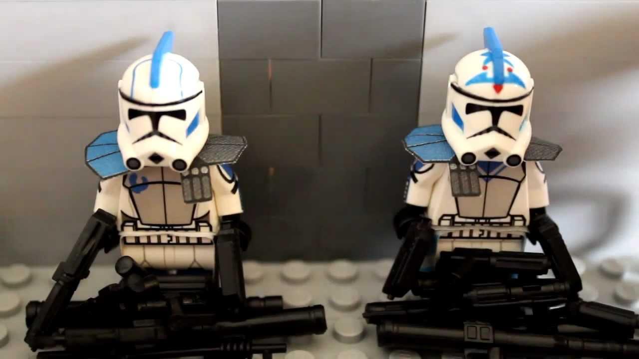 Lego Minifigs4u Star Corps Premium Customs Review Arc