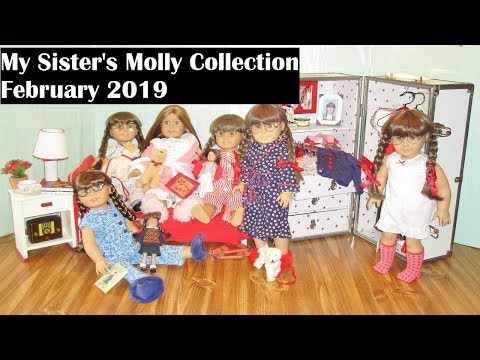 My Sister's Molly Collection February 2019