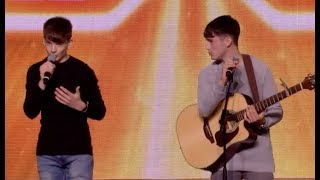 Simon Didn't Like Their First Song, Watch How They Change Him! | Boot Camp | The X Factor UK 2017