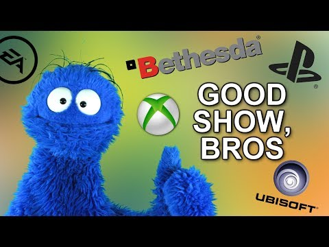 """E3 2017 Impressions │ The """"Other Guys"""""""