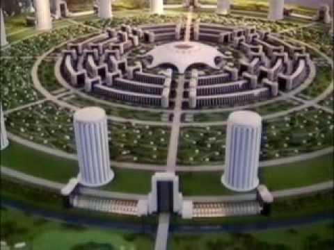 circular city Part 1 of 2 Venus Project