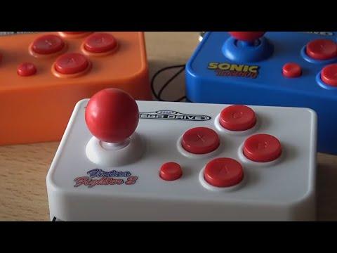 SEGA AtGames - Mini Nano Plug N Play / Arcade - Virtua Fighter 2 Console