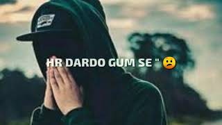 Meri duwao me itna asar ho new whatsapp status sad song
