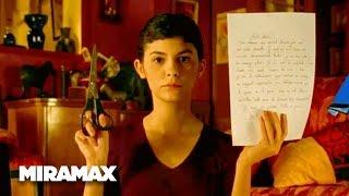 Amélie | 'The Letter' (HD) - Audrey Tautou | MIRAMAX