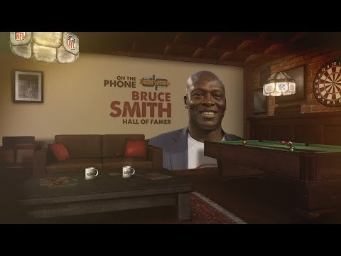 Hall of Fame DE Bruce Smith Talks NFL Tackling Rules & More w/Dan Patrick | Full Interview | 9/25/18