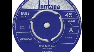 Elton John (Reg Dwight) with Bluesology - Come Back Baby (1965)