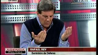 Rafael Rey vs. Carlos Bruce por la Unión Civil (1 de 4)