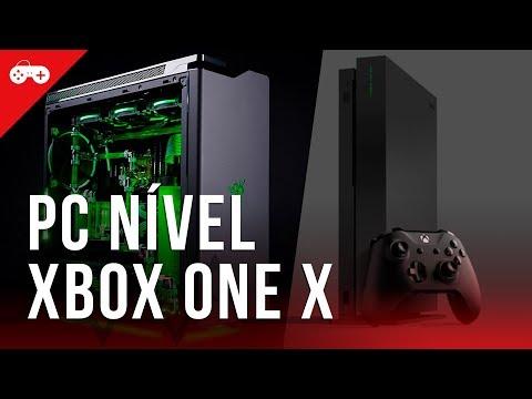 Montando um PC com o preço do Xbox One X pra jogar em 4K