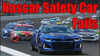Nascar Safety Car Fails
