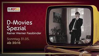 TELE 5 ehrt ein Regie-Genie. Mit einem D-Movies-Spezial: Rainer Werner Fassbinder