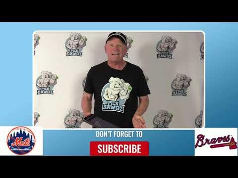Atlanta Braves vs New York Mets Free Pick 7/31/20 MLB Pick and Prediction