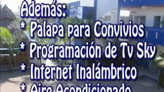 Instant video play alberca de bungalows san francisco for Hotel villas corona los ayala