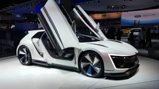 VW Golf GTE Sport - Salão do Automóvel de São Paulo