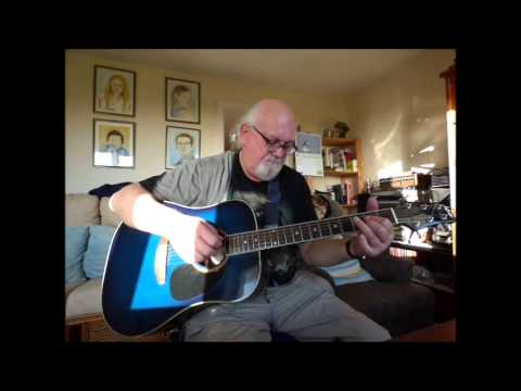 Guitar: Orphan Girl (Including lyrics and chords) - YouTube