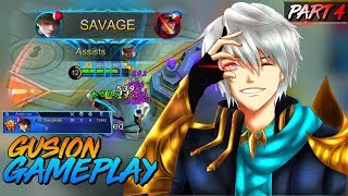 LEGEND TO MYTHIC LAST PART | PERFECT KDA GUSION SAVAGE GAMEPLAY + DIAMONDS GIVEAWAY | Mobile Legends