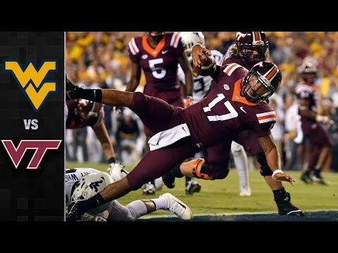 West Virginia vs. Virginia Tech Highlights (2017)