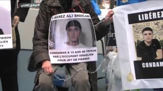 الفلسطينيون يحيون الذكرى الـ40 ليوم الأرض