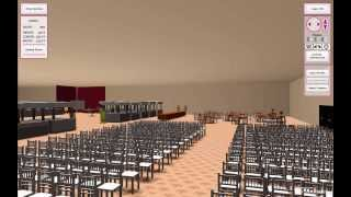 3d Event Designer Software: First Person View