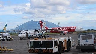 Video FLIGHT REPORT: AIRASIA AIRBUS A320-200 (Clark to Kalibo) Philippines download MP3, 3GP, MP4, WEBM, AVI, FLV Agustus 2018