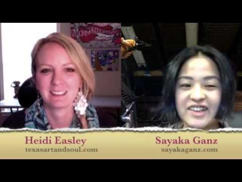 Sayaka Ganz Interview