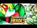plants vs zombies heroes - direto da estufa [Grama inglesa vs Destruidor]