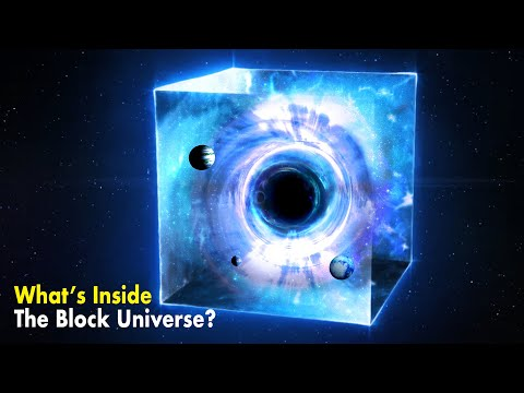 What Is A Block Universe?