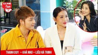 """Liêu Hà Trinh - Thanh Duy - Khả Như: Cùng hội bạn thân """"lầy lội"""" náo loạn Cà Phê Trưa I Tập 4"""