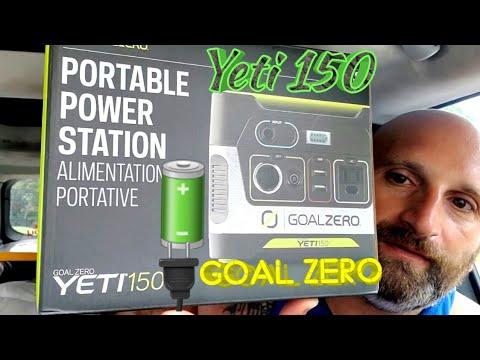 Goal Zero Yeti 150 🔋🔌REVIEW  | Car Camping