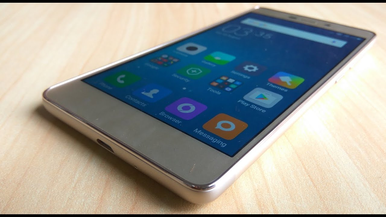 Redmi 3s Gold Full Review And Unboxing