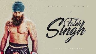 Sunny Deol | Fateh Singh Trailer | Rajkumar Santoshi | DAINIK SAVERA