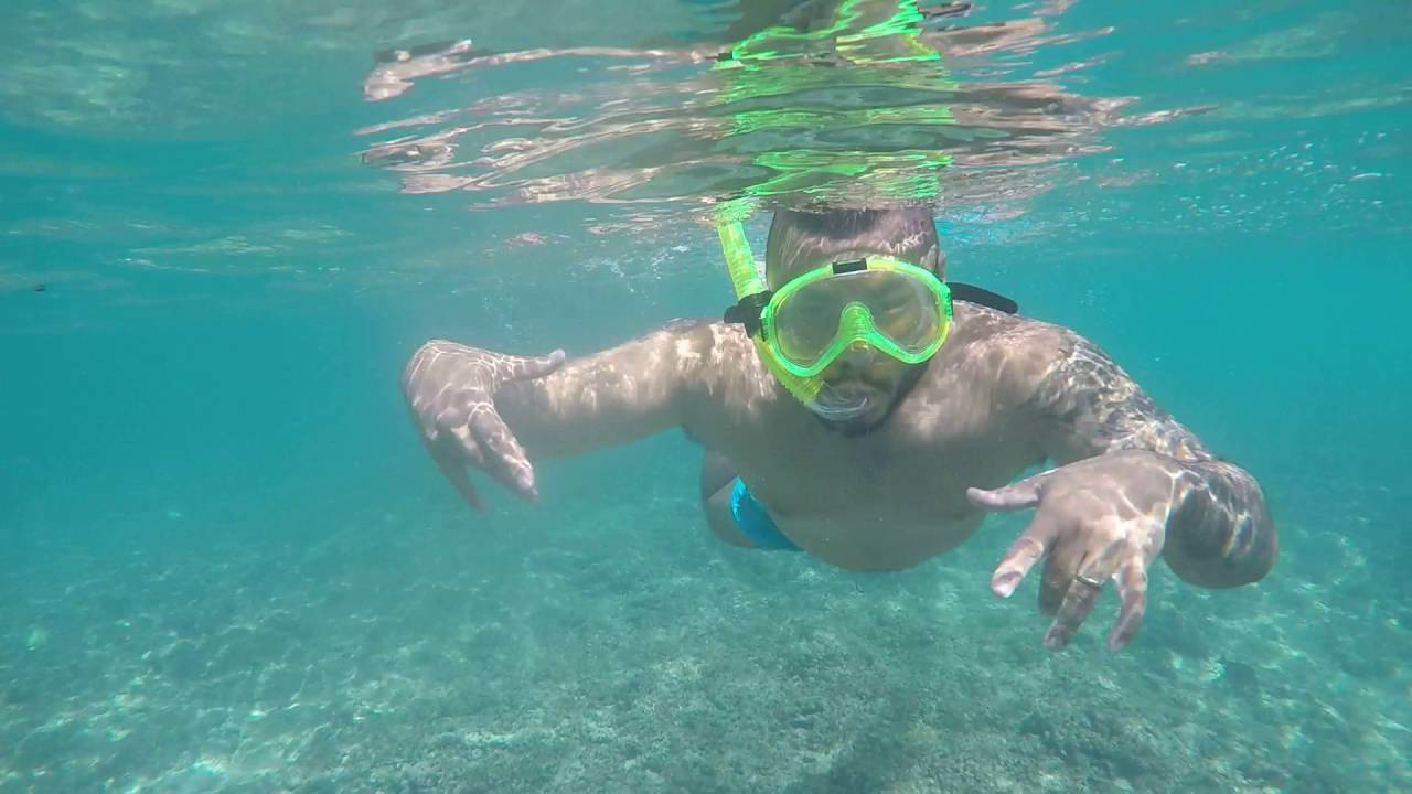 Snorkeling Waikiki Beach