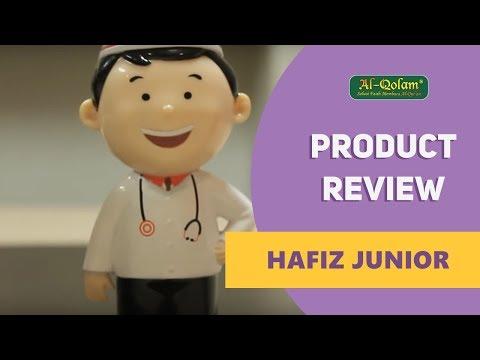 HAFIZ JUNIOR Boneka dengan Metode Menghafal Al Quran