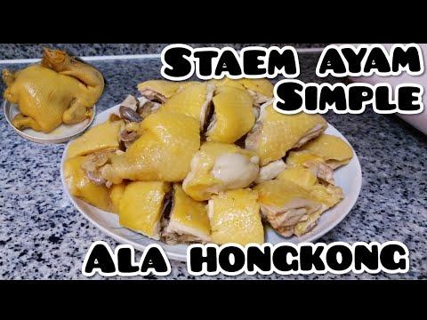 resep,steam-ayam-simple-ala-hongkong-|-by-tkw-hongkong,cilacap