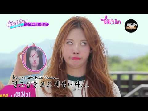 [ENG SUB] Girl's Day's One Fine Day – Episode 7 Part 2