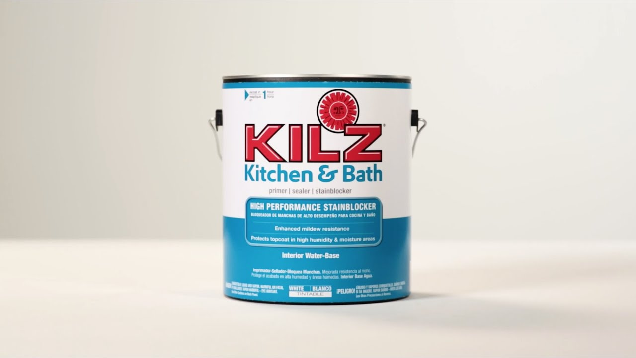 Kitchen & Bath Primer Product Information - YouTube