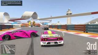 GTA5 met Yentl (stream #1)