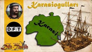 ANADOLU BEYLİKLERİ || Karasioğulları (1297-1360?)