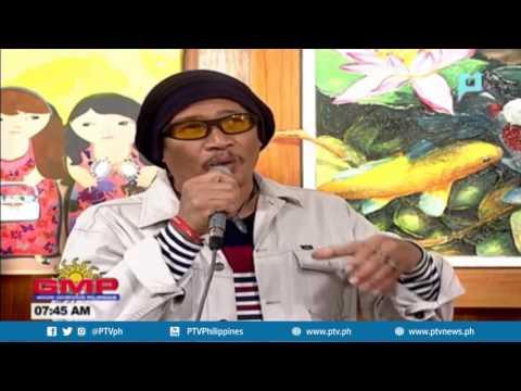 Performing Live: Raffy Buenavides