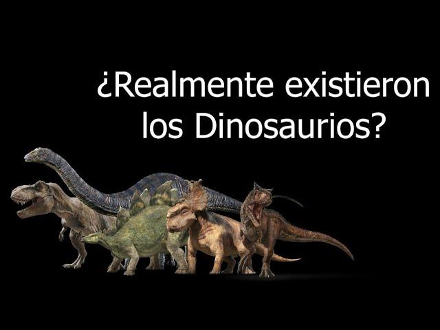 Realmente Existieron Los Dinosaurios Youtube Si contestan que si, tienen un gran conflicto de intereses. realmente existieron los dinosaurios