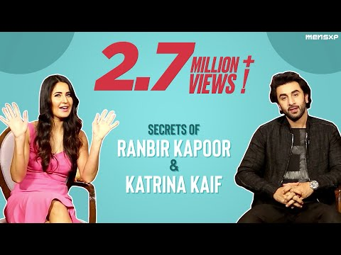 MensXP: What's On Your Phone With Ranbir Kapoor & Katrina Kaif